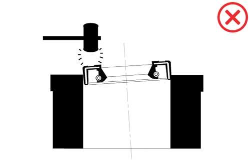 کج کردن آب بند (01)